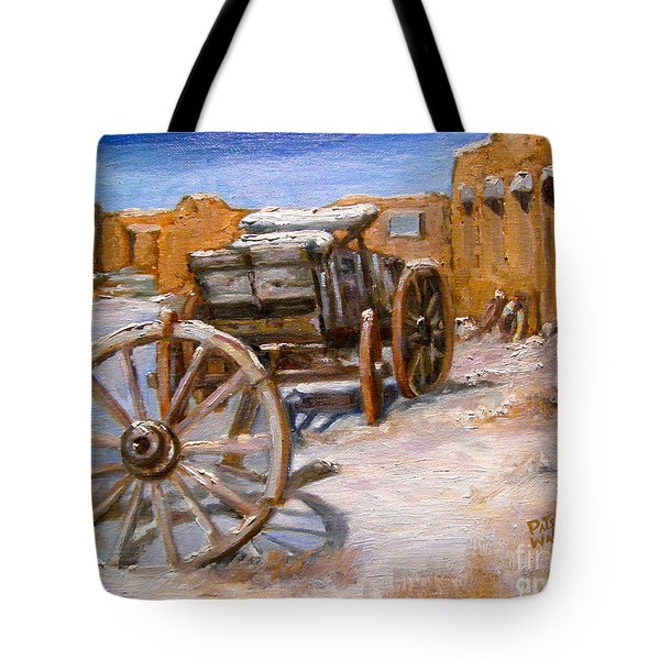 Fifth Wheel Tote Bag