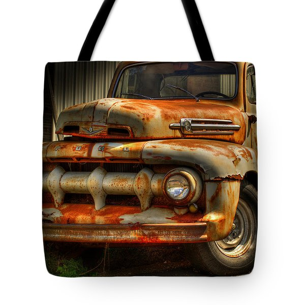 Fifty Two Ford Tote Bag