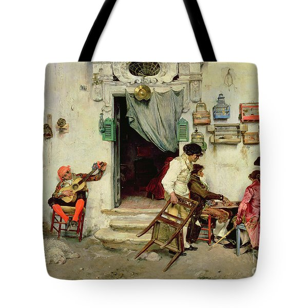 Figaro's Shop Tote Bag