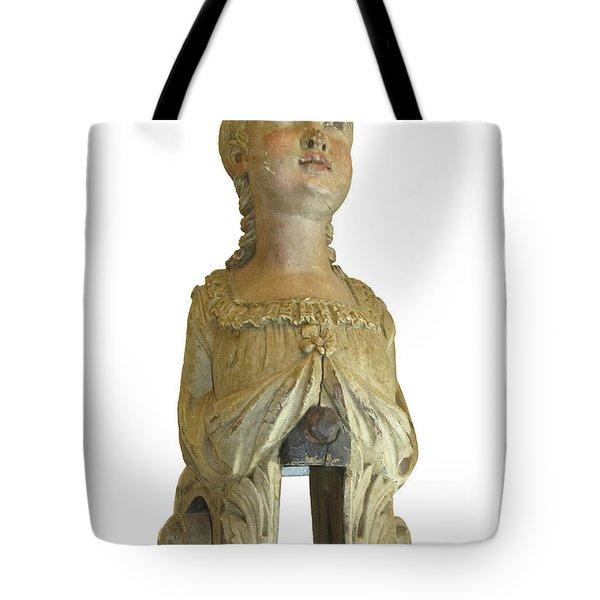 Figure Head Tote Bag