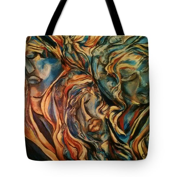 Figures Of  Beauty Tote Bag