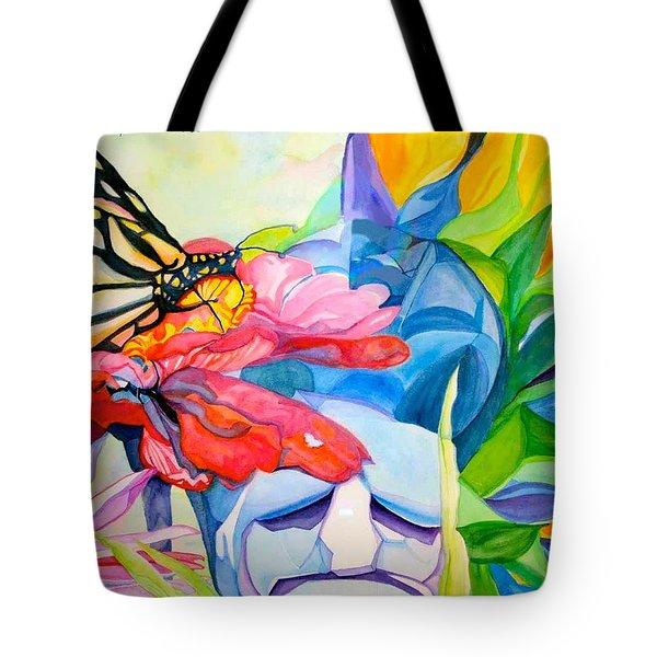 Fiji Dreams - Original Watercolor Painting Tote Bag