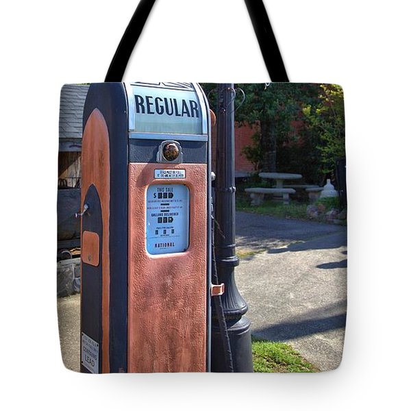 Fill'er Up Tote Bag by Gordon Elwell