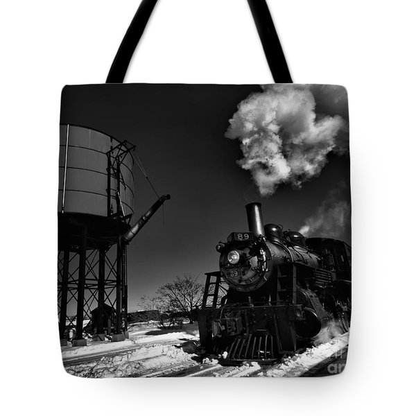 Filler Up Tote Bag