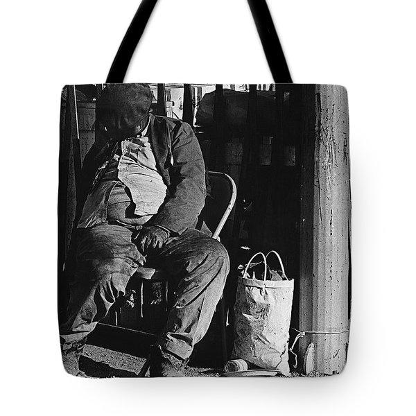Film Noir Robert Mitchum Where Danger Lives 1950 El Bulla Nogales Sonora Mexico 1968 Tote Bag by David Lee Guss
