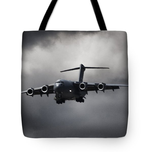 Final Approach Tote Bag by Paul Job