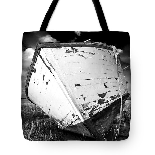 Final Resting Place Tote Bag by Trevor Chriss