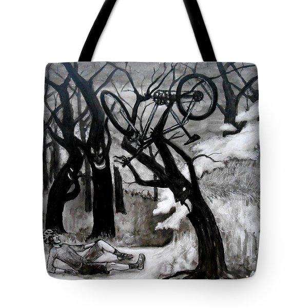 Finally Got You One Carl Tote Bag