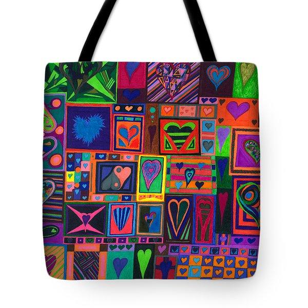 Find U'r Love Found Tote Bag