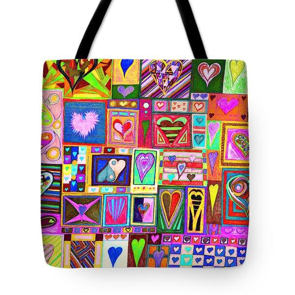 find U'r love found v8 Tote Bag