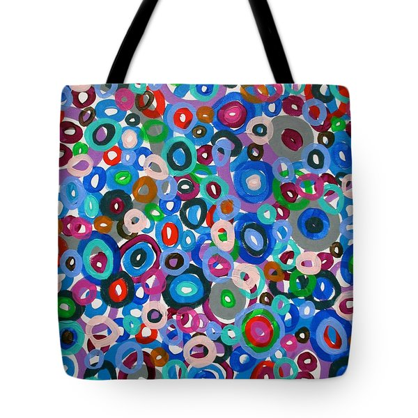 Finding My Place Tote Bag