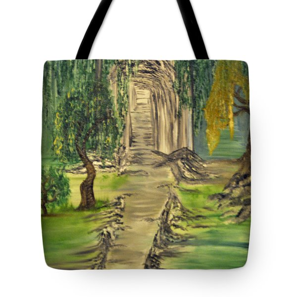 Finding Our Path Tote Bag