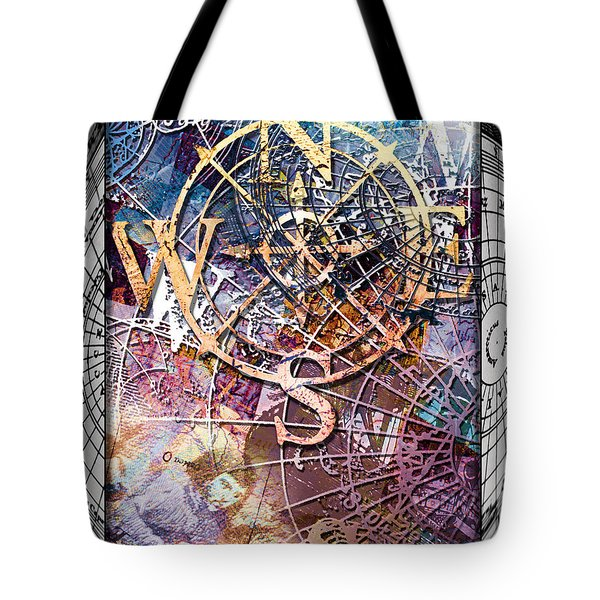 Finding The Way Home Tote Bag