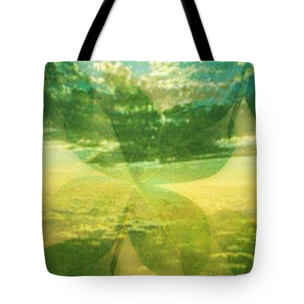 Finding Your Clover Tote Bag by PainterArtist FIN