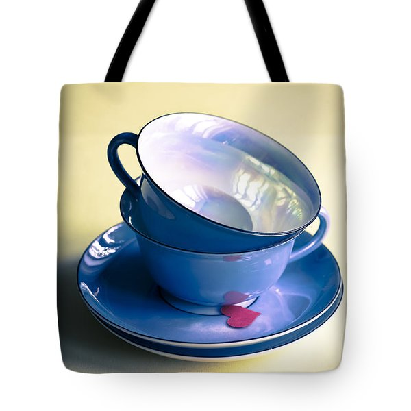 Fine China Tote Bag