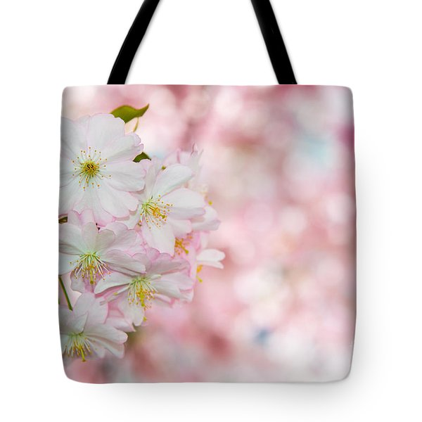 Finest Spring Time Tote Bag by Hannes Cmarits