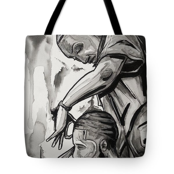 Finishing Touches Tote Bag by The Styles Gallery