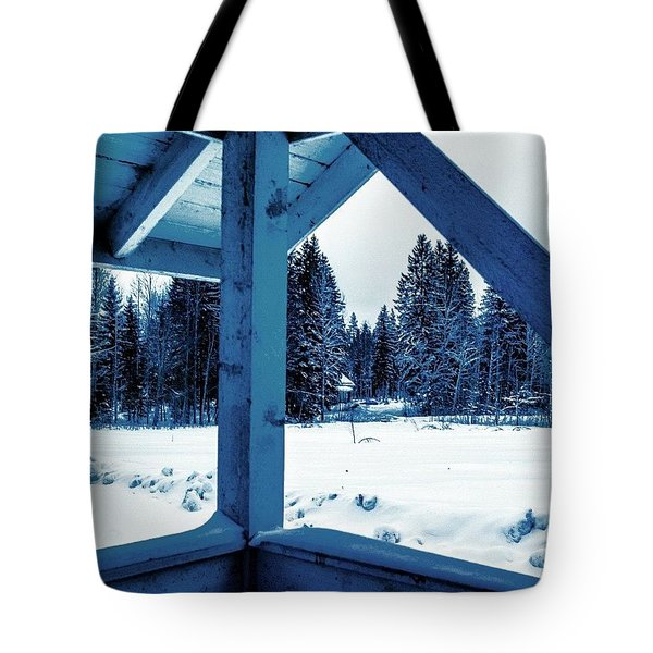 Finland Tote Bag by Aleck Cartwright
