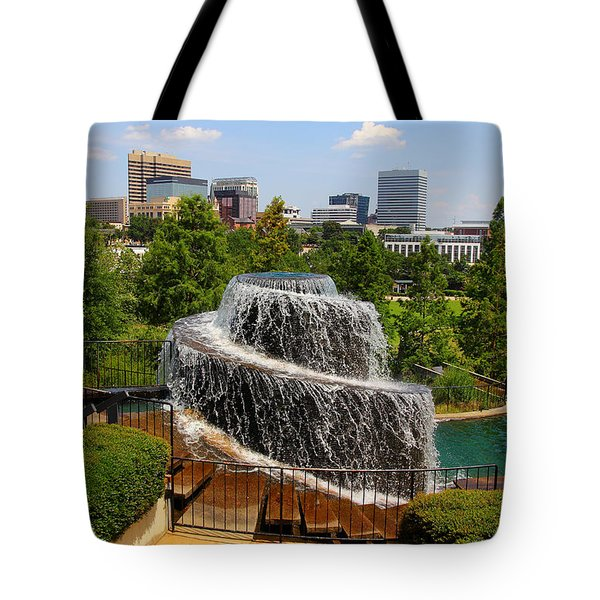 Finlay Park Columbia South Carolina Tote Bag