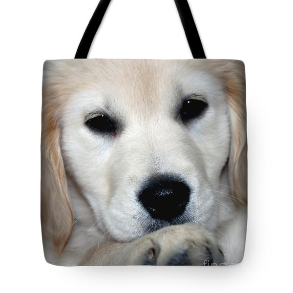 Fiona The English Cream Tote Bag by Debbie Hart