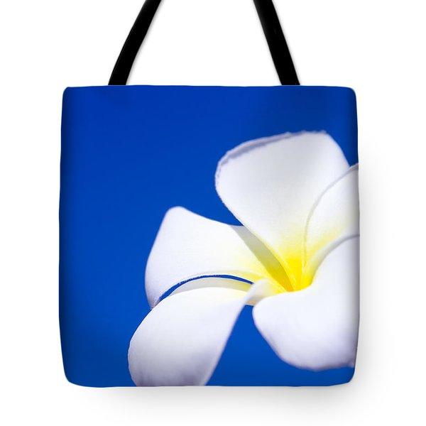 Fiore Nel Cielo - The Blue Dream Of Sky Tote Bag by Sharon Mau