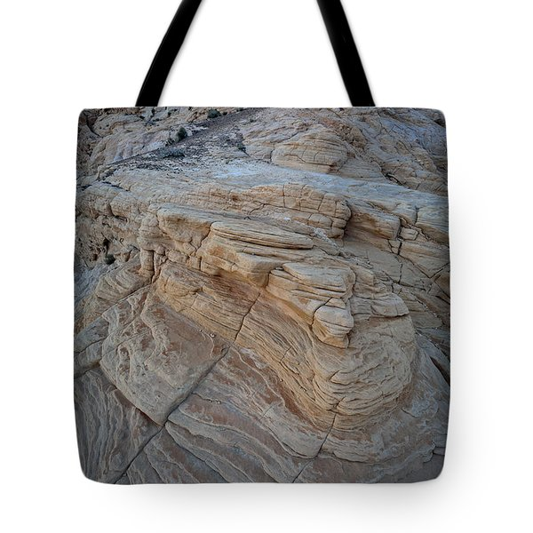 Fire Canyon Layers Tote Bag