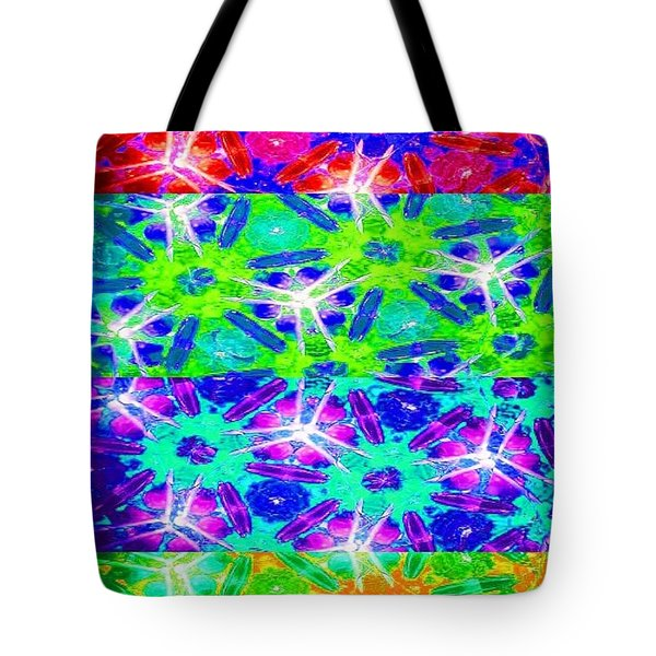 Fire Cracker Tote Bag by PainterArtist FIN