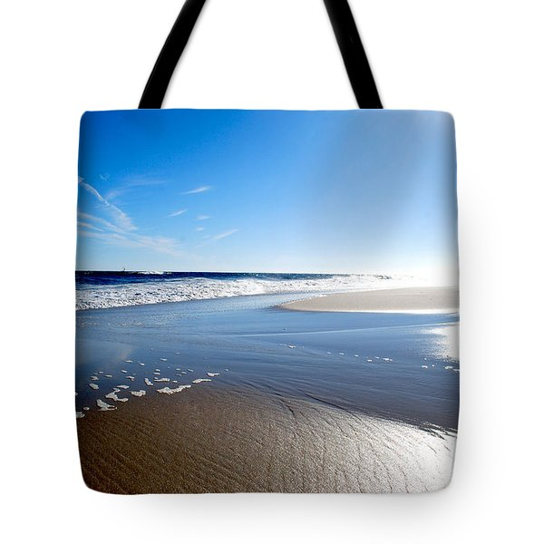#nowivearrived Tote Bag by Becky Furgason