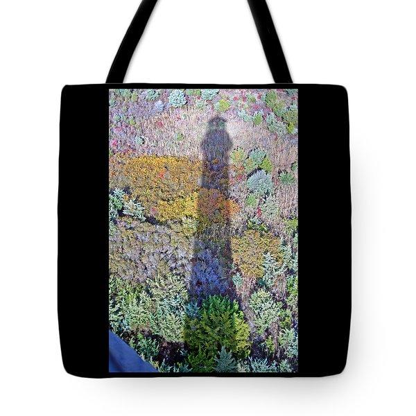 Fire Island Shadow Tote Bag