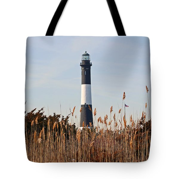 Fire Island Tower Tote Bag