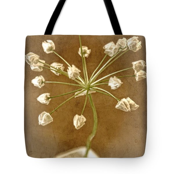 Firecracker Tote Bag by Peggy Hughes
