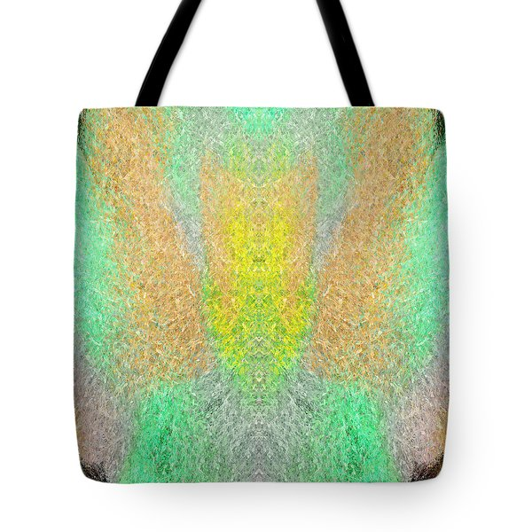 Firefly Tote Bag by Christopher Gaston