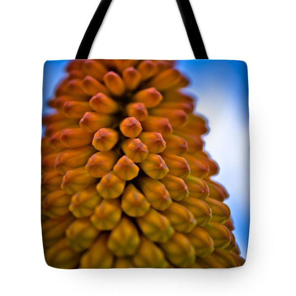 Tote Bag featuring the photograph Firepoker by Joel Loftus