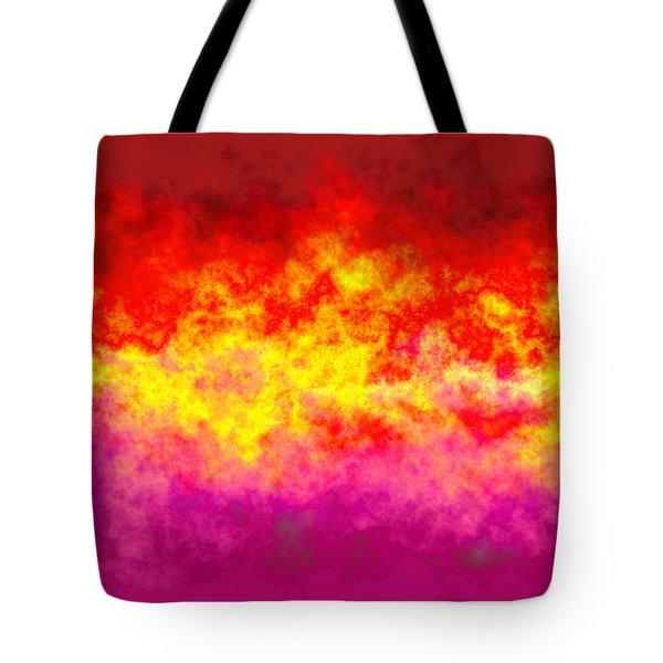 Firestarter Tote Bag by Wendy J St Christopher