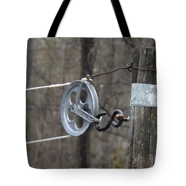 First Automatic Dryer Tote Bag