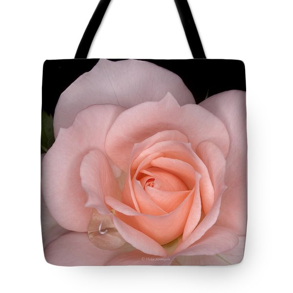 First Bloom Tote Bag