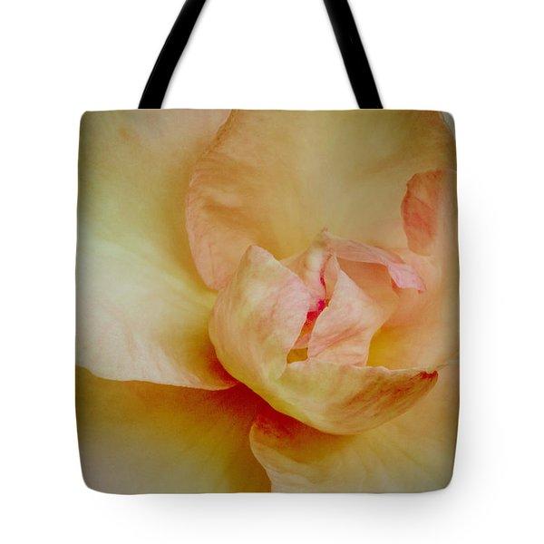 First Blush Tote Bag