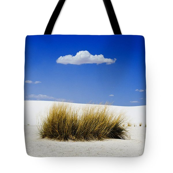 First Contact Tote Bag by Skip Hunt