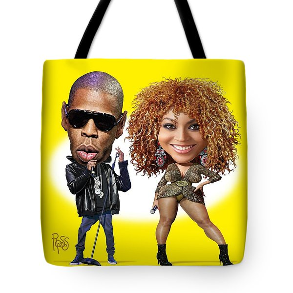First Couple Tote Bag