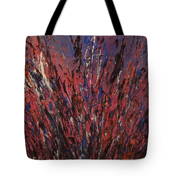 First Date Tote Bag