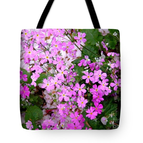 First Day Of Spring Tote Bag by Andrea Anderegg