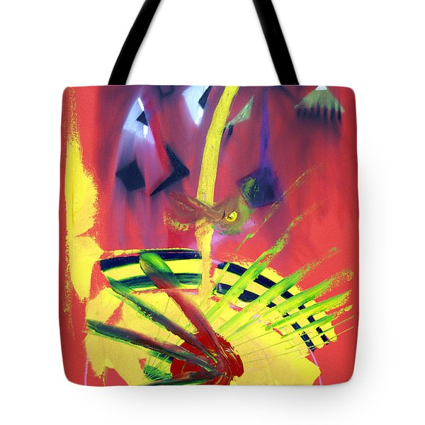 First Embrace Tote Bag