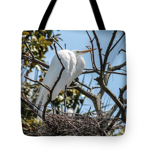First Hatch Tote Bag