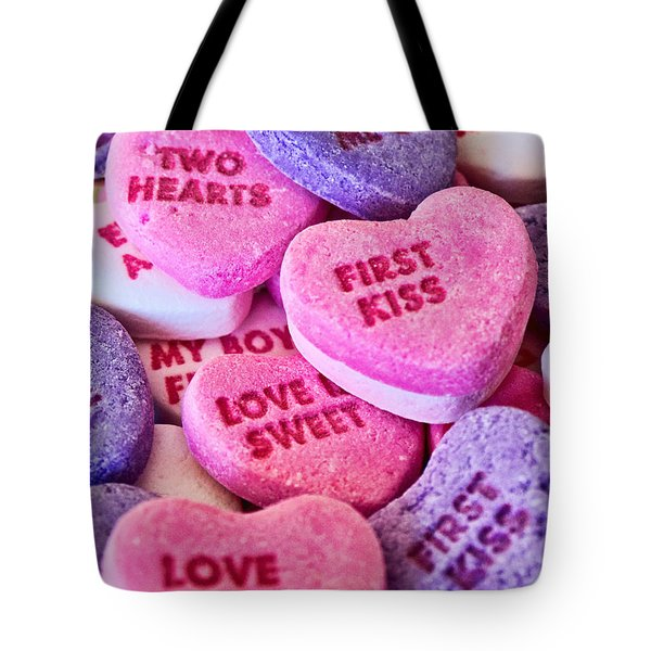 Tote Bag featuring the photograph Valentines Day by Vizual Studio