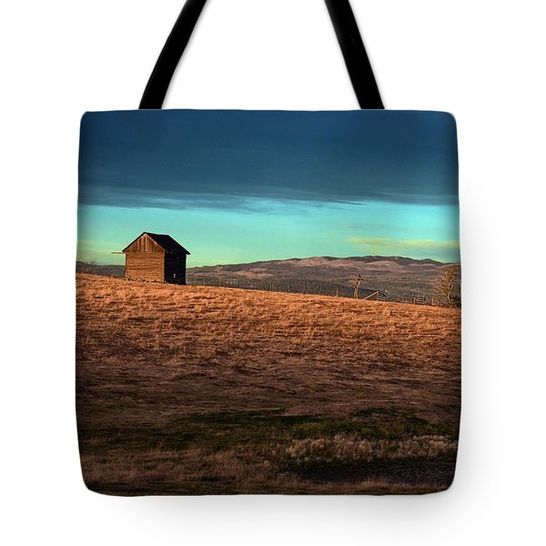 First Light Tote Bag by Ed Hall