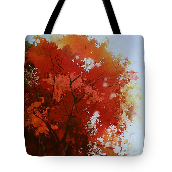 First Light Tote Bag by Kris Parins