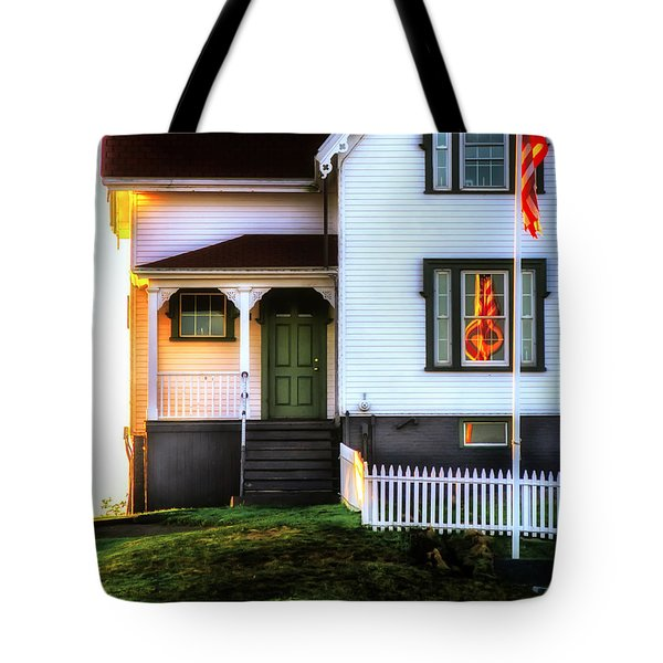 First Light Tote Bag by Scott Thorp