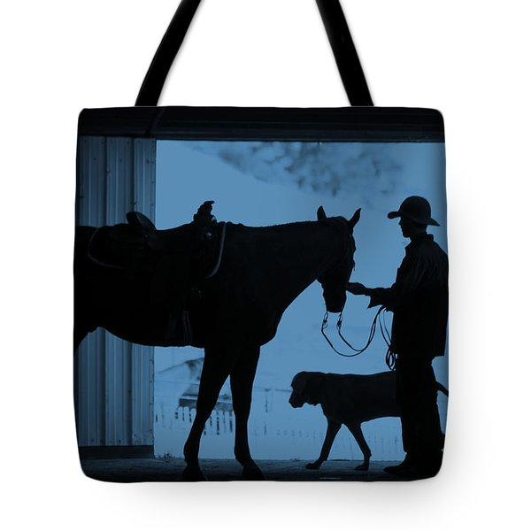First Light Tote Bag by Steven Bateson