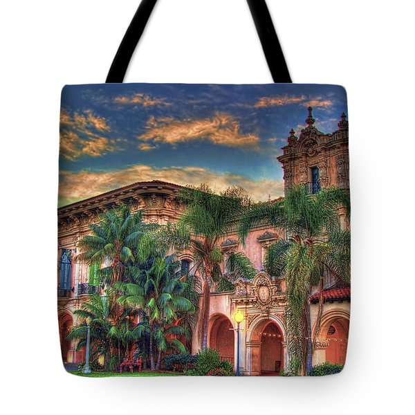 Tote Bag featuring the photograph First Morning Glow by Gary Holmes