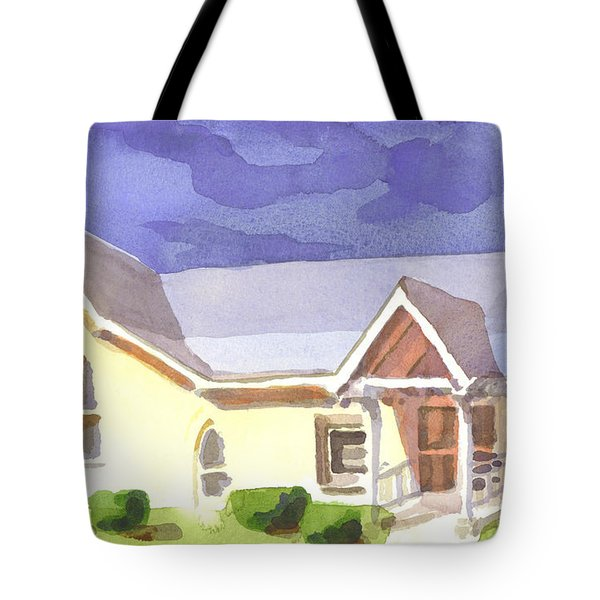 First Presbyterian Church II Ironton Missouri Tote Bag